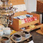 Teesorten zur Auswahl